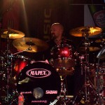 Tom drumming with Mapex drums
