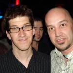 tom van schaik with chad wackerman